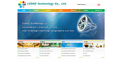 LEDKE Technology Co.,Ltd.