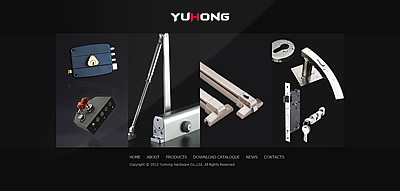 YuHong Hardware Co.,Ltd.